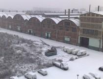 extérieur neige